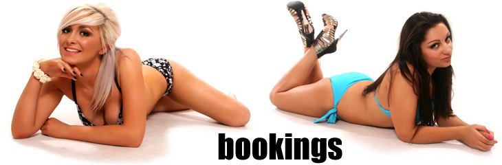 Book a Glamour Model with East Coast Models